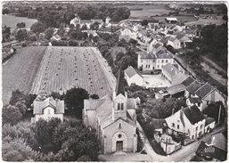 21. Gf. VELARS-SUR-OUCHE. L'Eglise, L'Ecole Et La Poste. 10 - Otros Municipios