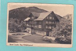 Old Postcard Of Wolfelsgrund Im Hochschwarzwald Germany.,R38. - Germany