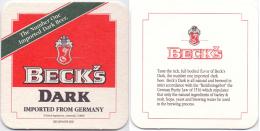 #D140-223 Viltje Beck's - Sous-bocks