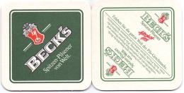#D140-238 Viltje Beck's - Sous-bocks
