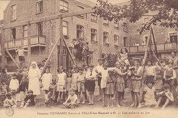 Ville-lez-Hamoir - Pension Henrard - Les Enfants A Jeu (top Animation, Jouets, Vélo)
