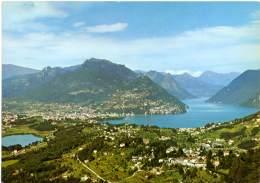 SVIZZERA  SUISSE  TI  LUGANO  Lago Di Lugano  Collina D'Oro  Laghetto Di Muzzano - TI Tessin