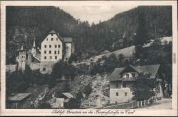 Ansichtskarte Fernstein-Nassereith Schloß Fernstein, Fernpaßstraße 1932 - Austria