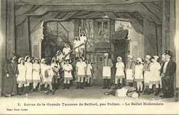 "Belfort (Territoire De Belfort, France) La Revue De La Grande Taverne De Belfort, Par Polian, ""le Ballet Hollandais"" - Belfort - Ville"