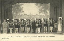 """Belfort (Territoire De Belfort, France) Revue De La Grande Taverne De Belfort, Par Polian, """"l'Annuaire"""" - Belfort - Ville"""
