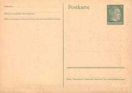 MiNr. P1 Deutschland Besetzungsausgaben II. Weltkrieg Ukraine - Besetzungen 1938-45