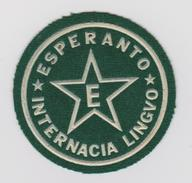 (EPa) Patch Esperanto From Poland - Dekorajxo El Pollando - Verda Stelo - Obj. 'Herinnering Van'