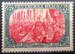 ALLEMAGNE EMPIRE                 N° 80                            NEUF SANS GOMME - Allemagne