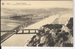 CP Houx Ruines De Poilvache Vue Prise De La Tour Du Sud Vers Anhée Vues Choisies De La Vallée De La Meuse Nels Thill