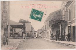 BOURG DE VISA La Halle Et Intérieur Du Village - Bourg De Visa