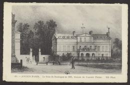 D 75 - ANCIEN PARIS - 485 - Le Bois De Boulogne En 1831 - Maison De Casimir Périer - France