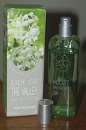 """PARFUM EAU DE TOILETTE """" MUGUET En Fleurs """"  Yves ROCHER 100 Ml VAPORISATEUR Plein à 90% - Fragrances (new And Unused)"""