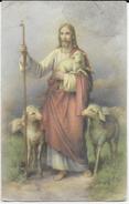 BUONA PASQUA - DA OSIMO 1953 FRANCOBOLLO STRAPPATO - Pasqua