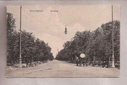CPA - Bucuresti (Roumanie) - Soseaua - Romania
