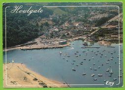 HOULGATE - DIVES-SUR-MER - Vue Aérienne Du Port Sur La Dives - Dives