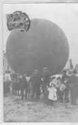51 Epernay- Carte Photo De 1912. Gros Plan Ballon De La Fête Du 15.09.1912. Belle Animation. TB état. Rare. - Epernay