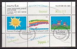 Finnland  Bl.7 , O  (3530)