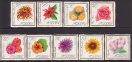 Polen, Blumen  1696/04 , Xx  (3627)