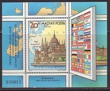Ungarn, Bl.163 A , Xx  (3651)