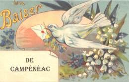 56 - MORBIHAN / Fantaisie Moderne - CPM - Format 9 X 14 Cm - CAMPENEAC - France