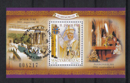 Hungary 2005 Pope John Paul II S/S Y.T.  BF 285 (0)