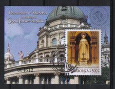 Hungary 2005 Centenary Basilic St Istvan Budapest S/S Y.T.  BF 286 (0)