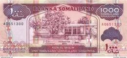 SOMALILAND 1000 SHILLINGS 2011 P-20 UNC [SOL123a] - Somalia