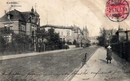 AK Kassel, Terrasse - Kassel
