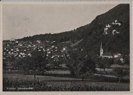 Vaduz - Gesamtansicht - Liechtenstein