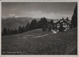 Alpenhotel Gaflei (1515 M) - Photo: Hans Gross No. 9950 - Liechtenstein