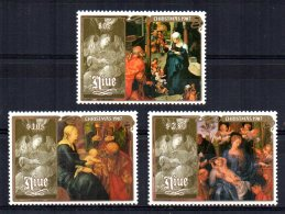Niue - 1987 - Christmas/Paintings By Durer - MNH - Niue