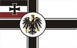 Bandera Imperial De Alemania. 1ª Guerra Mundial. 1914-1918. Réplica - Bandiere