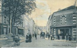 Juvisy,grande Rue - Juvisy-sur-Orge