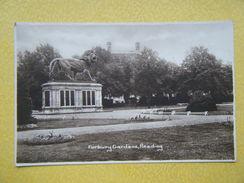 READING. Forbury Gardens. - Reading