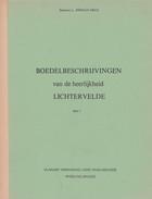 Boedelbeschrijvingen Van De Heerlijkheid Lichtervelde Deel 1 - Historia