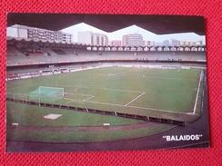 Vigo Mundial Espana 82 Don Balon Balaidos Stadium Cartolina Stadio Postcard Stadion AK Carte Postale Stade Estadio - Fútbol