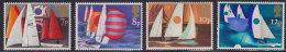 3529. Great Britain (England), 1974, Sailing, MNH (**) Michel 678-681 - 1952-.... (Elizabeth II)