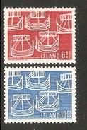 003938 Iceland 1969 Union Set MNH - Nuovi