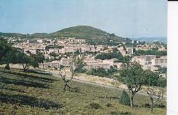 [04] Alpes De Haute Provence : Manosque Vue Générale Avec Le Mont D'or - Manosque