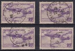 FRANCE - 1924-1936 - Petite Collection 16 Timbres - Expo Int. Paris, Blériot PA  X 4  Et Arts Décoratifs - Côte  € - Briefmarken