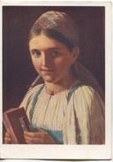 A.G. VENETSIANOV Painter, Russia, Art PC, The Girl With A Accordion, Harmonica - Russie