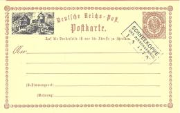 Reich  Schneekoppe Des Riesengebirges 1878 ND # 949 - Allemagne