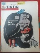 Journal De Tintin N°712 14 Juin 1962 Srapontin Et Le Gorille, Michel VAILLANT, Les Bijoux De La Castafiore - Tintin