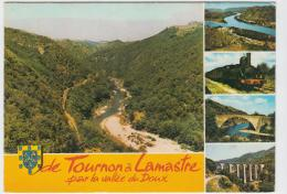 DE TOURNON A LAMASTRE PAR LA VALLEE DU DOUX - Tournon