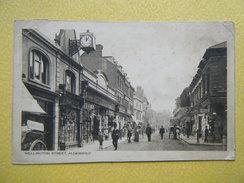 ALDERSHOT. La Rue Wellington. - Angleterre