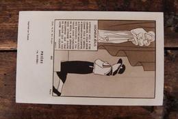 IMAGE SCOUTE, PRIERE, SCOUT SCOUTISME, 1945 - Vieux Papiers