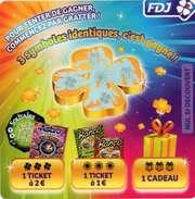 BILLET DE LOTERIE NATIONALE A VOIR (ETAT LUXE) - Billetes De Lotería