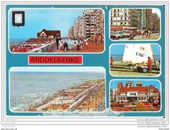 MIDDELKERKE - Multi-vues - 1980 - Middelkerke