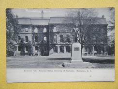 ROCHESTER. L'Université. - Rochester