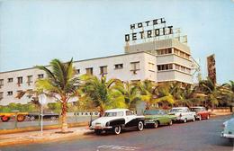 """D5812 """"MARACAIBO - VENEZUELA - HOTEL DETROIT"""" AUTO. CART NON SPED - Venezuela"""